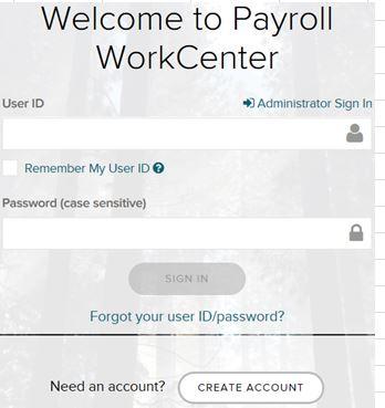 adp payroll workcenter employee login