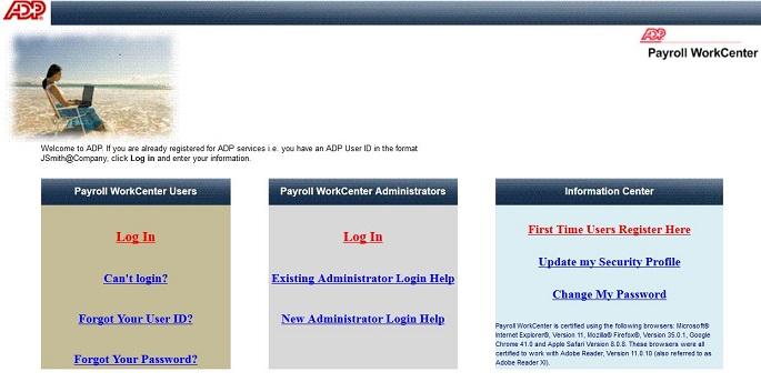 adp workcenter How Do I?